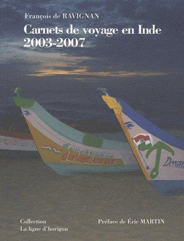 CARNETS DE VOYAGE EN INDE (2003-2007)