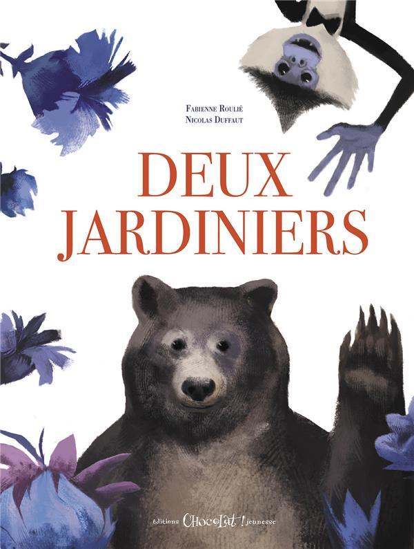 DEUX JARDINIERS ROULIE/DUFFAUT CHOCOLAT