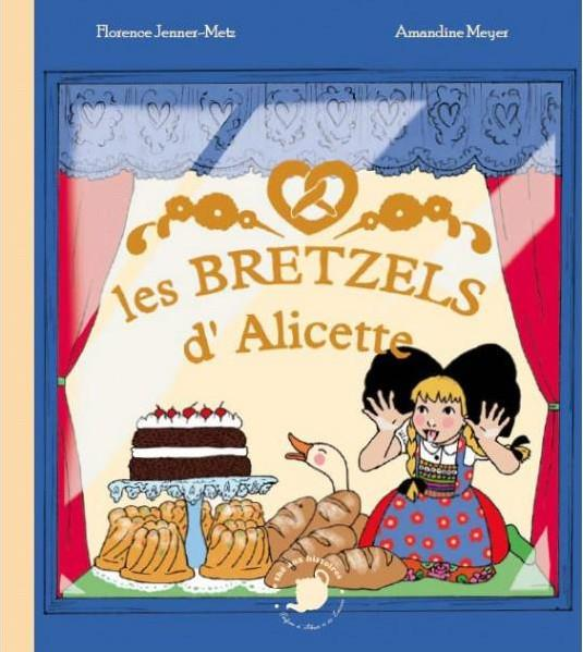 LES BRETZELS D-ALICETTE JENNER-METZ FLORENCE, MEYER A FEUILLES MENTHE