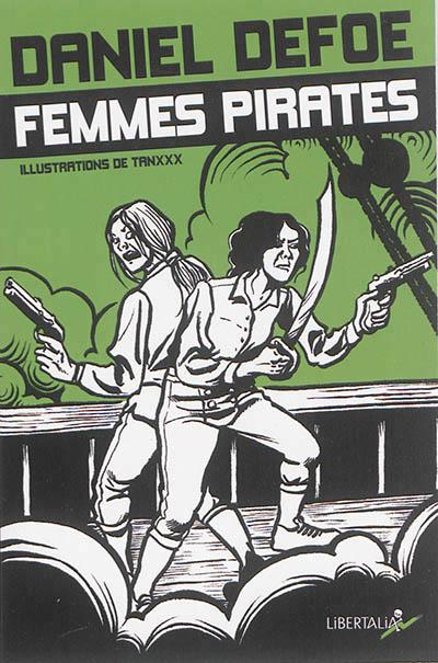 FEMMES PIRATES BILINGUE FRANCAISANGLAIS