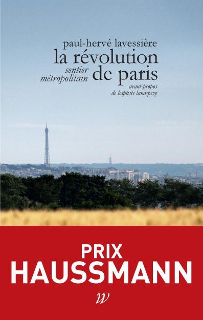 LA REVOLUTION DE PARIS  -  SENTIER METROPOLITAIN
