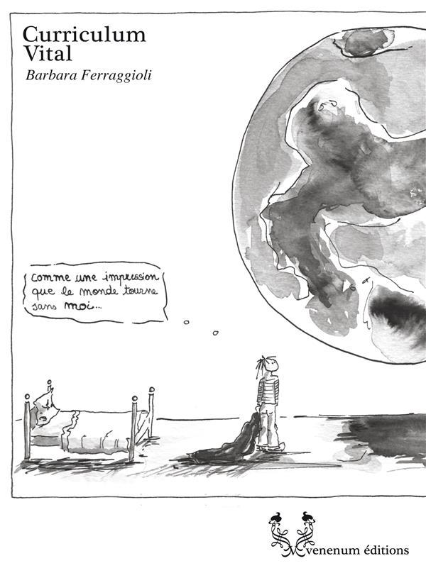 CURRICULUM VITAL BARBARA FERRAGGIOLI VENENUM