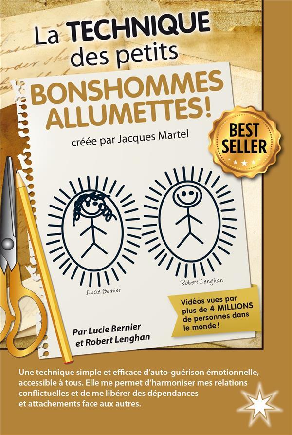 LA TECHNIQUE DES PETITS BONSHOMMES ALLUMETTES ! Lenghan Robert ATMA INTERNATIONALES