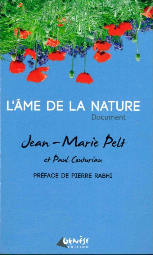 L'AME DE LA NATURE PELT/COUTURIAU Genèse Edition