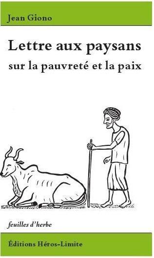 LETTRE AUX PAYSANS - SUR LA PAUVRETE ET LA PAIX
