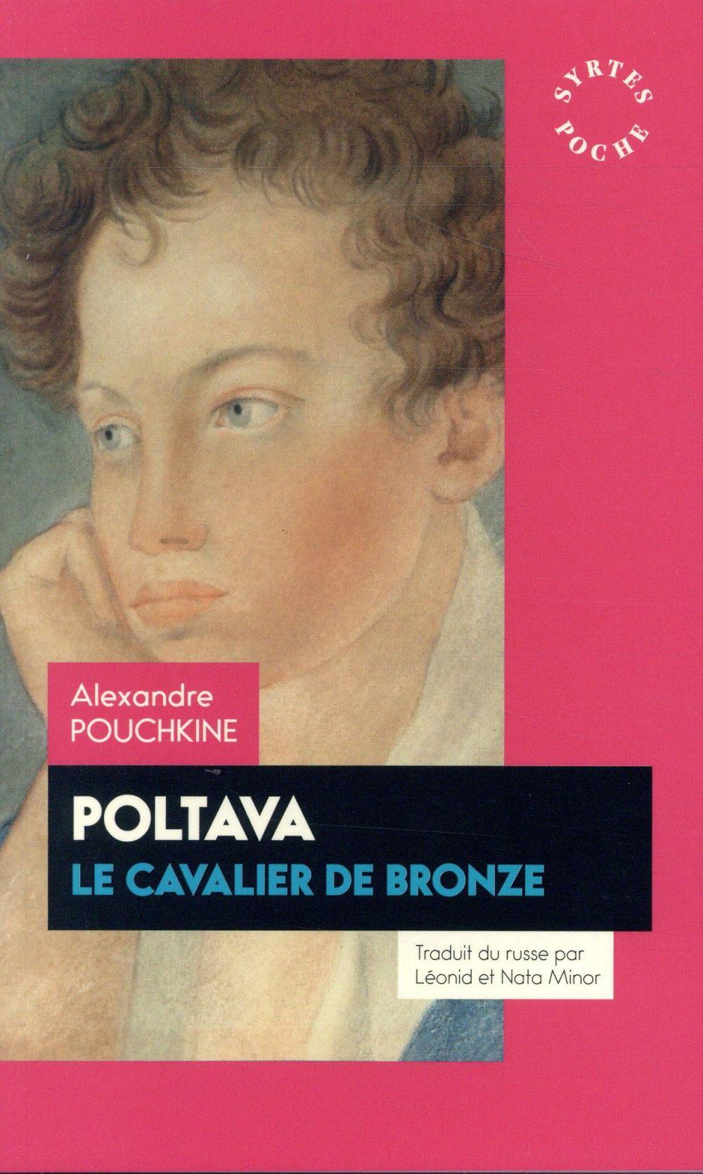POLTAVA LE CAVALIER DE BRONZE