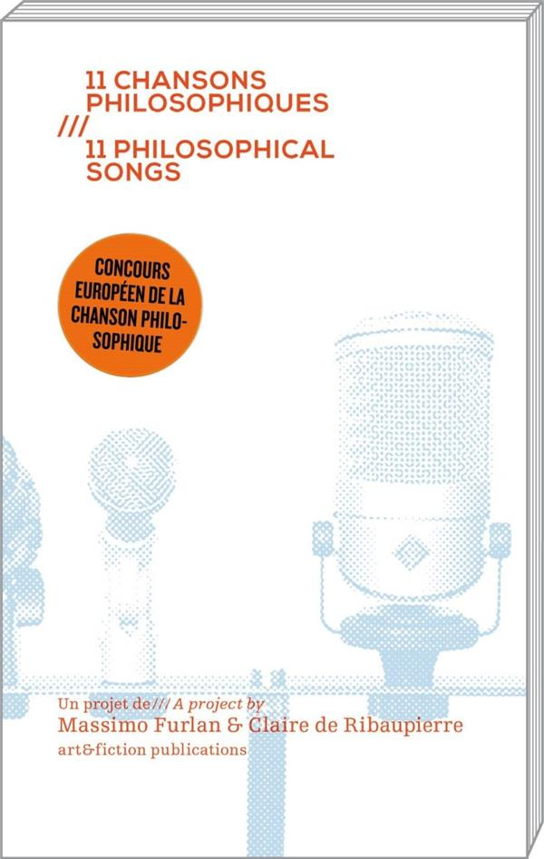 11 chansons philosophiques  11 philosophical songs