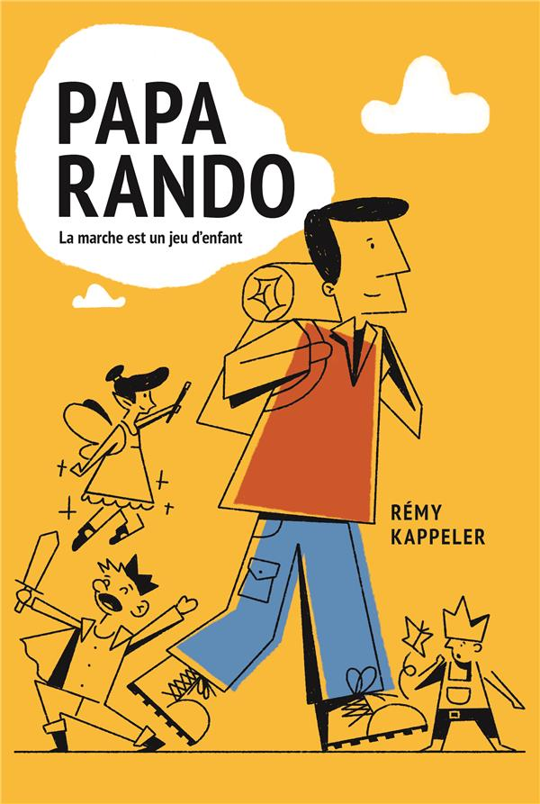 PAPA RANDO KAPPELER REMY HELVETIQ