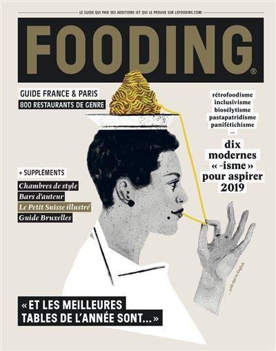 GUIDE FOODING 2019 COLLECTIF MMM EDITIONS