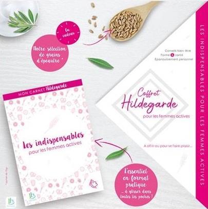 COFFRET HILDEGARDE POUR LES FEMMES ACTIVES