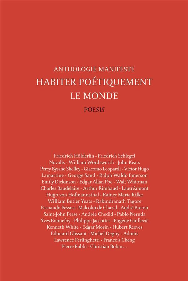 HABITER POETIQUEMENT LE MONDE  Poesis