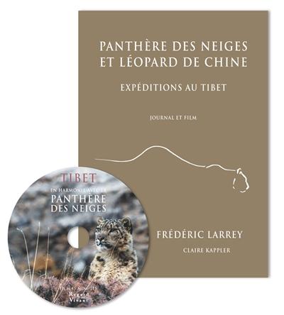 PANTHERE DES NEIGES ET LEOPARD DE CHINE EXPEDITIONS AU TIBET (JOURNAL ET FILM)