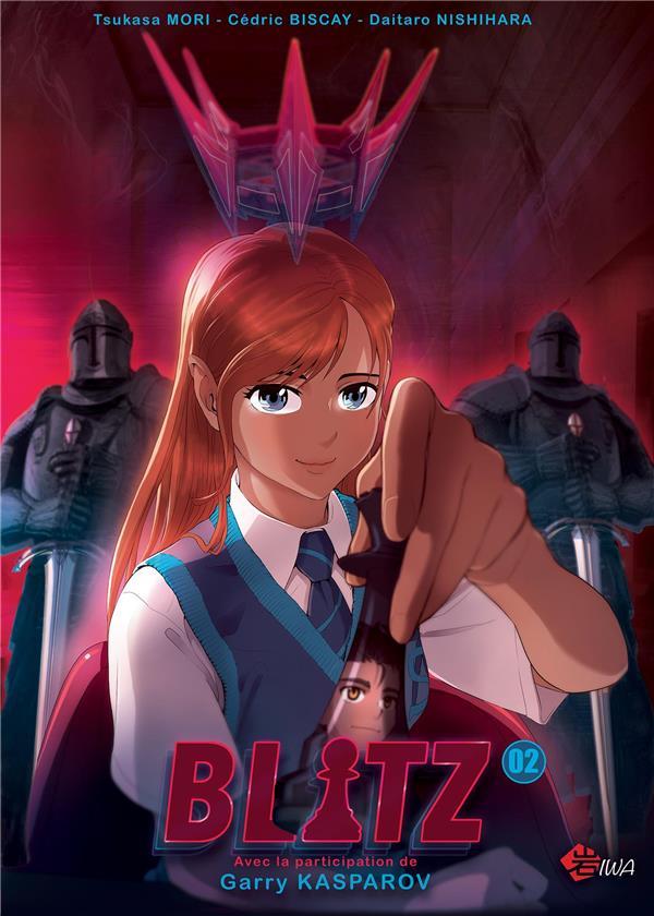 02 - BLITZ T02 BISCAY/NISHIHARA IWA