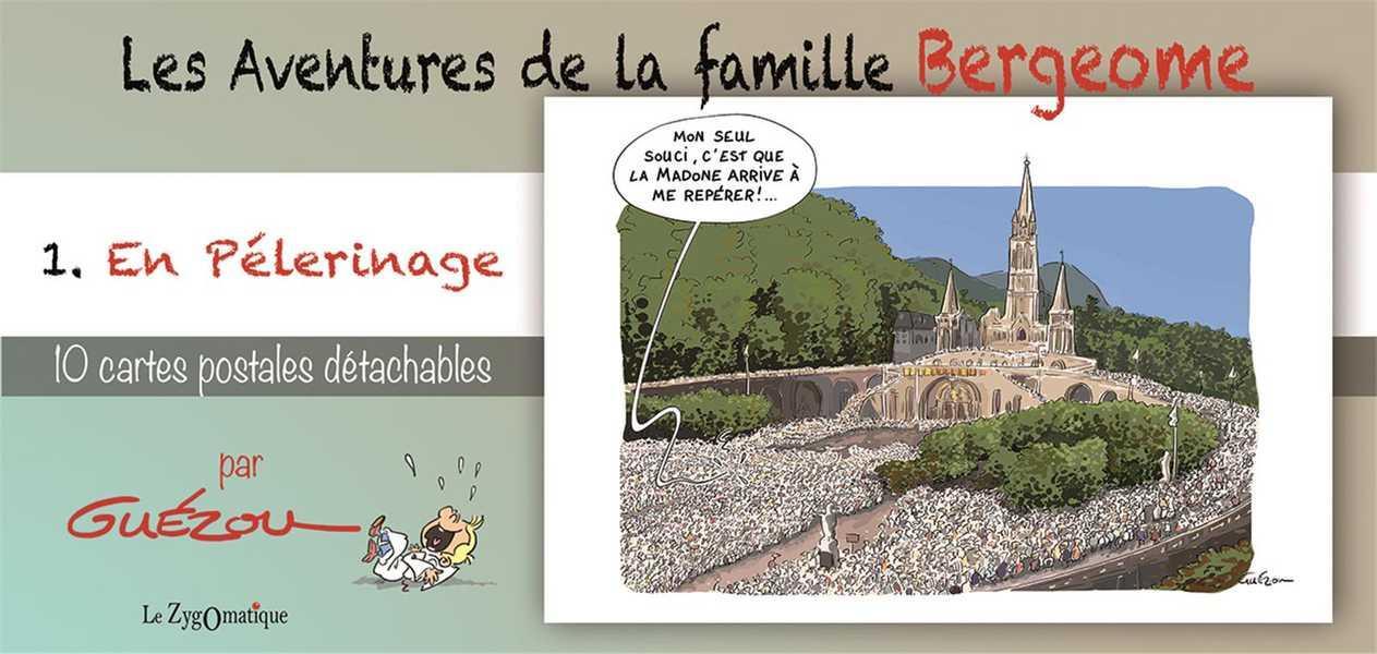 LIVRET COLLECTION : LES AVENTURES DE LA FAMILLE BERGEOME T.1 -  EN PEERINAGE
