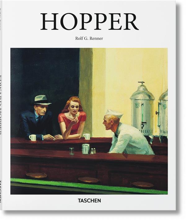 HOPPER - BA RENNER ROLF G. Taschen