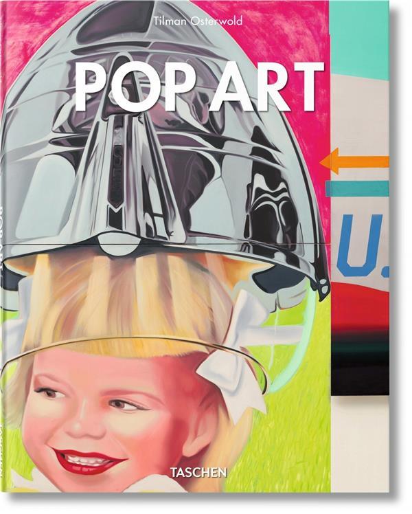 Osterwold Tilman - POP ART - JU
