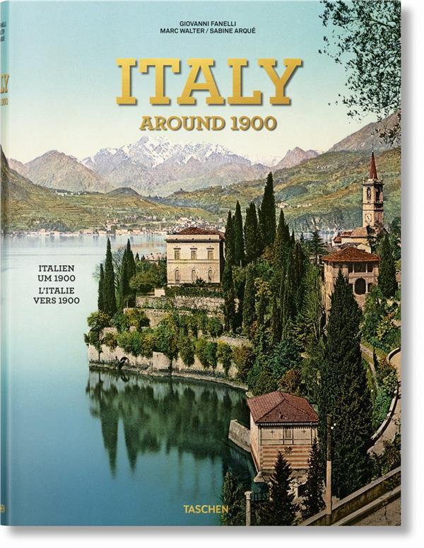 ITALY AROUND 1900