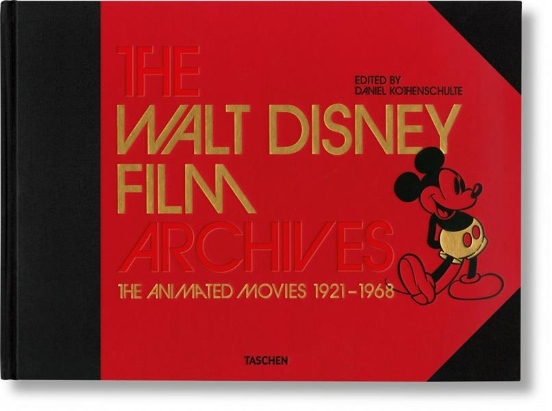 - LES ARCHIVES DES FILMS WALT DISNEY. LES FILMS D'ANIMATION - DISNEY ARCHIVES, MOVIES 1