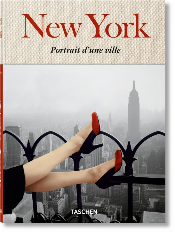 NEW YORK. PORTRAIT D'UNE VILLE - CO  Taschen