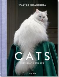 WALTER CHANDOHA  -  THE CAT BOOK