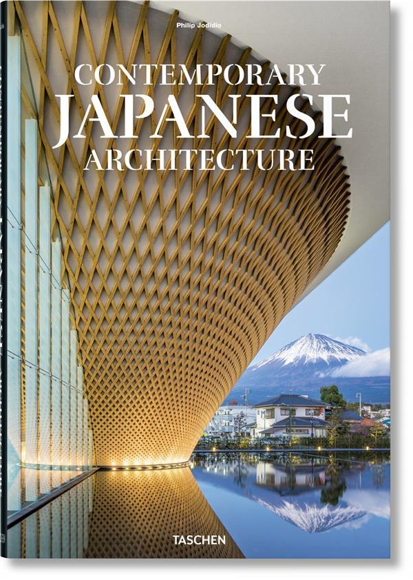 CONTEMPORARY JAPANESE ARCHITECTURE PHILIP JODIDIO TASCHEN
