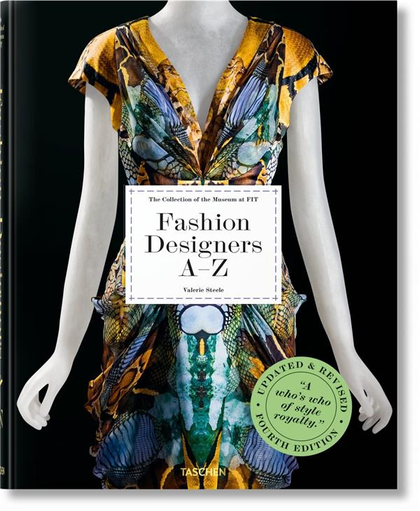 FASHION DESIGNERS A-Z  -  UPDATED EDITION