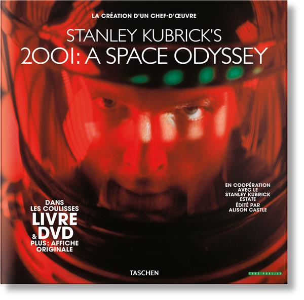 STANLEY KUBRICK'S 2001 : A SPACE ODYSSEY