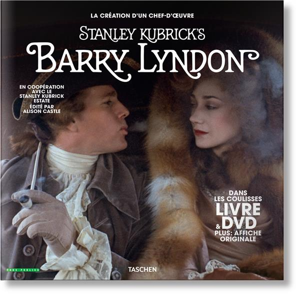 STANLEY KUBRICK. BARRY LYNDON. COFFRET LIVRE & DVD