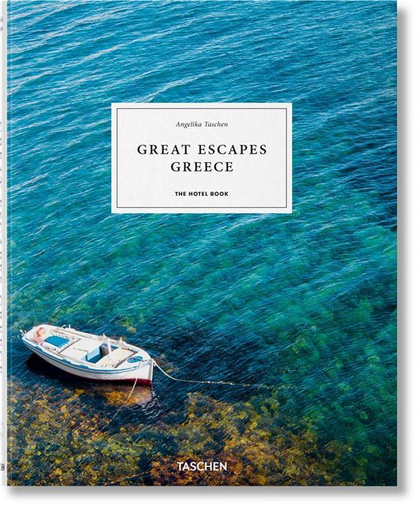 GREAT ESCAPES  -  GREECE