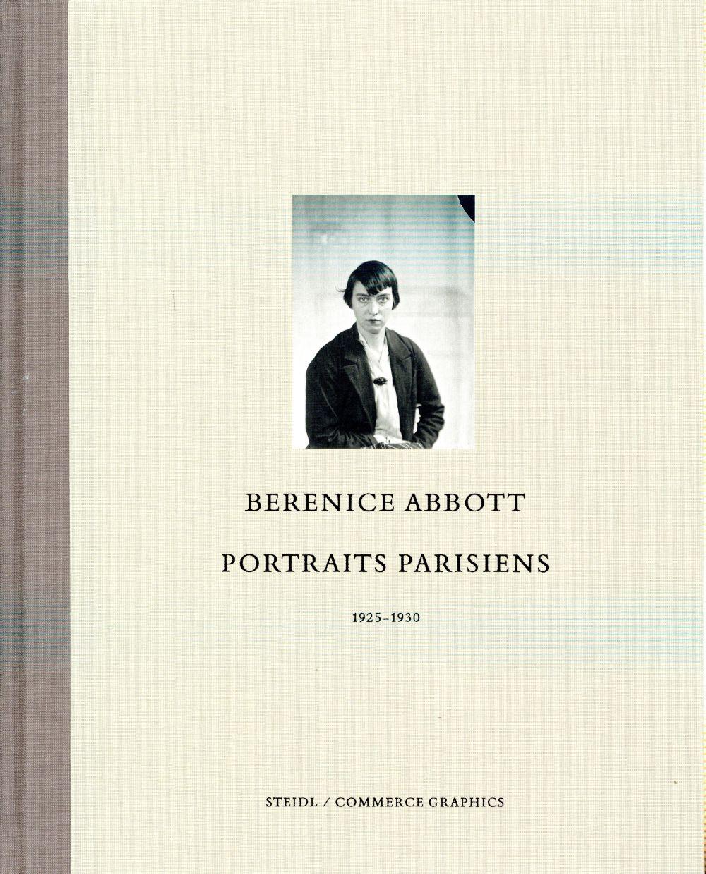 BERENICE ABBOTT, PORTRAITS PAR ABBOTT BERENICE STEIDL (PAR SODIS)