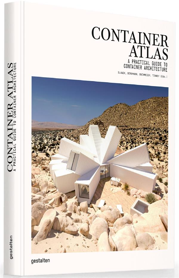 CONTAINER ATLAS  -  A PRACTICAL GUIDE TO CONTAINER ARCHITECTURE GESTALTEN/SLAWIK HAN NC