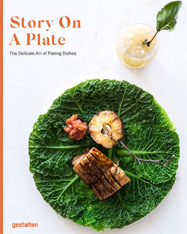 STORY ON A PLATE - THE DELICAT GESTALTEN NC