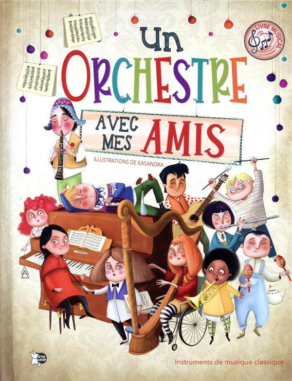 UN ORCHESTRE AVEC MES AMIS COLLECTIF NC