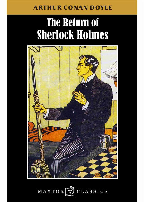 THE RETURN OF SHERLOCK HOLMES DOYLE ARTHUR CONAN Maxtor France