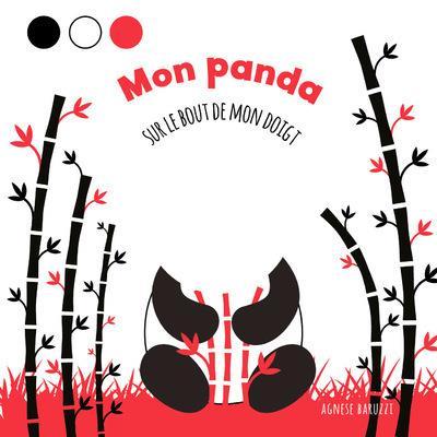 MON PANDA : SUR LE BOUT DE MON DOIGT BARUZZI, AGNESE NC