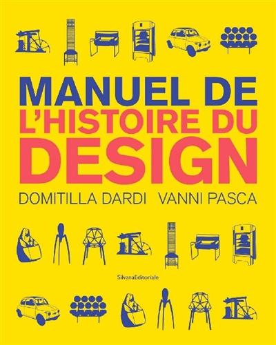 MANUEL D'HISTOIRE DU DESIGN
