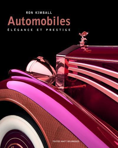 AUTOMOBILES - ELEGANCE ET PRESTIGE KIMBALL RON WHITE STAR