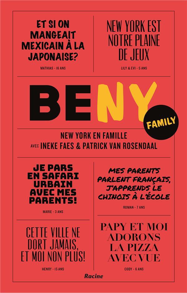 BE NEW YORK FAMILY : POUR LES ENFANTS DE TOUS AGES