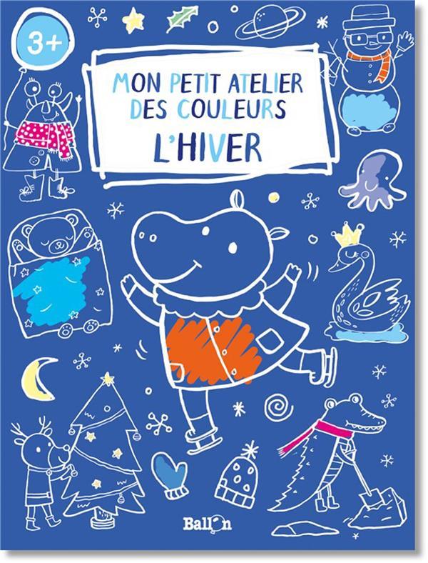 MON PETIT ATELIER DES COULEURS  -  L'HIVER XXX NC