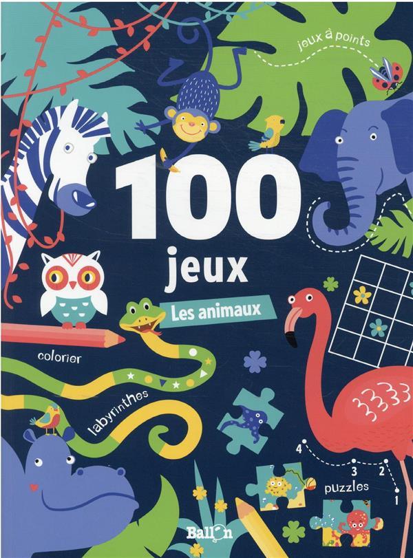 100 JEUX LES ANIMAUX XXX NC