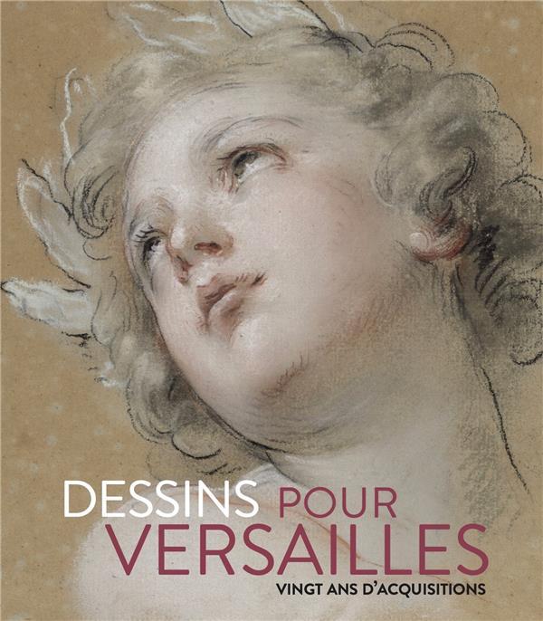 DESSINS POUR VERSAILLES - 20 A CHATEAU DE VERSAILLE NC