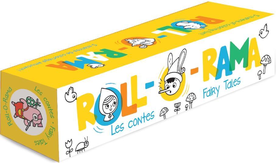 ROLL-O-RAMA  -  LES CONTES COLLECTIF NC