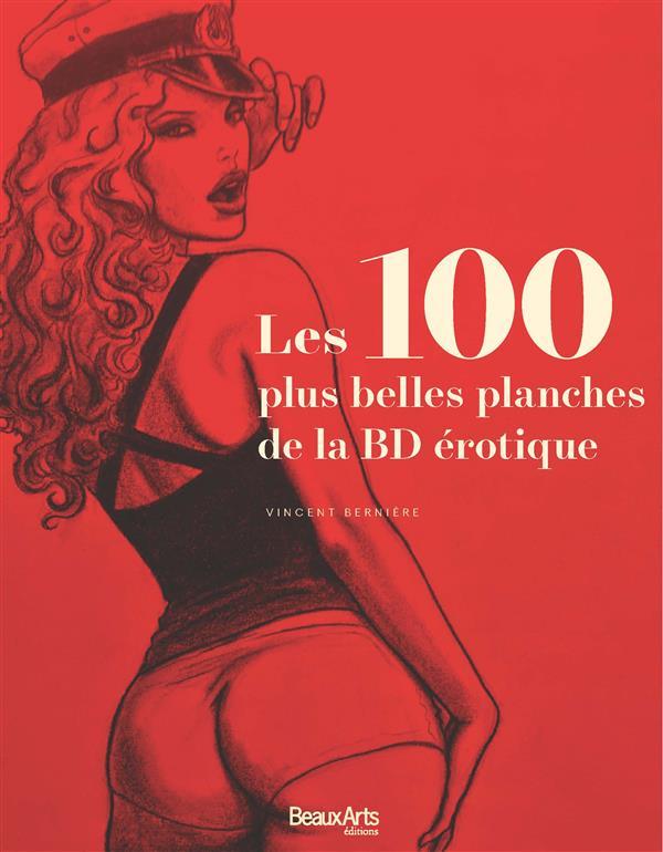 LES 100 PLUS BELLES PLANCHES DE LA BD EOTIQUE