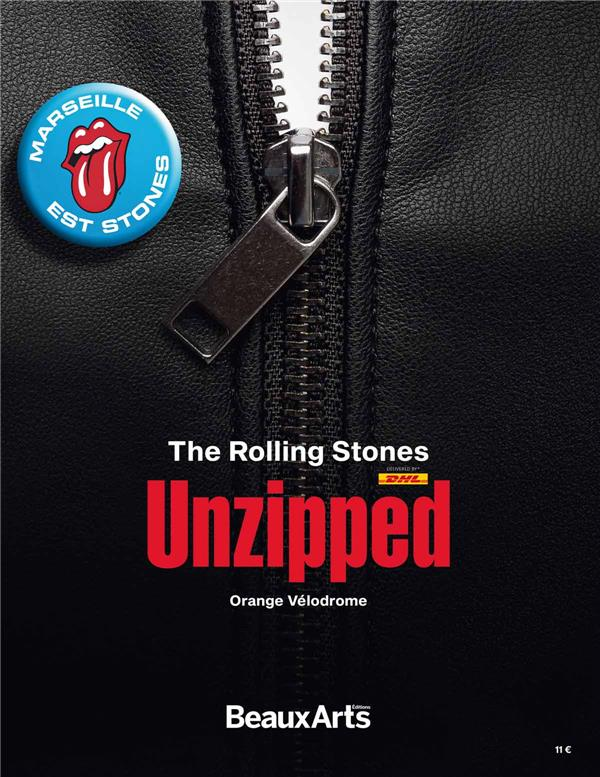 THE ROLLING STONES, UNZIPPED