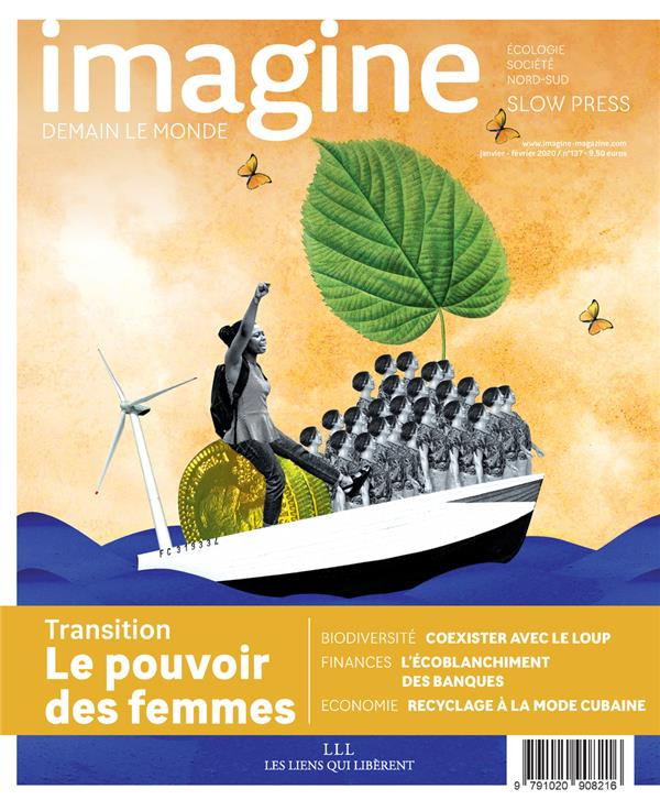 IMAGINE DEMAIN LE MONDE N.137