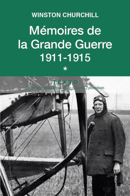 Churchill Winston - MEMOIRES DE LA GRANDE GUERRE
