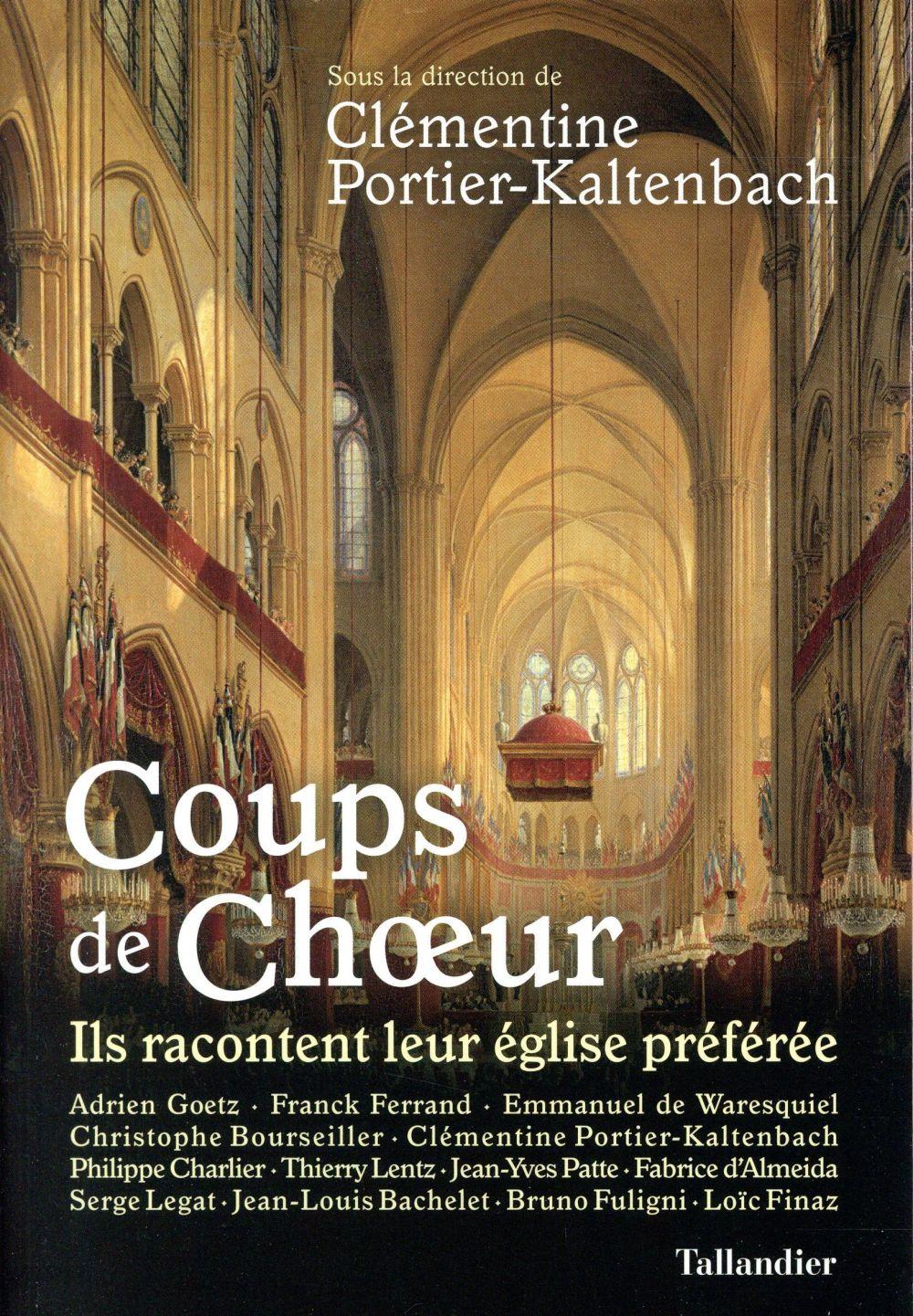 COUPS DE CHOEUR