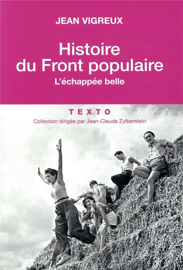 HISTOIRE DU FRONT POPULAIRE  TALLANDIER