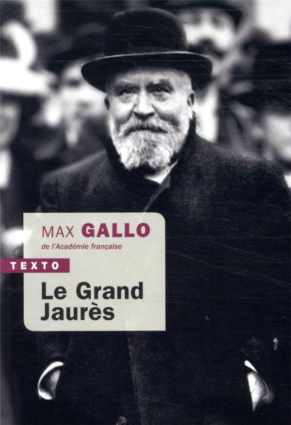 LE GRAND JAURES GALLO MAX TALLANDIER