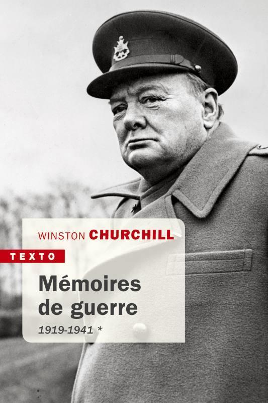 - MEMOIRES DE GUERRE T.1  -  1919-1941